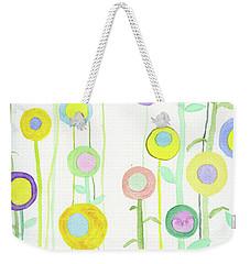Color Study Weekender Tote Bag by Anne Marie Brown