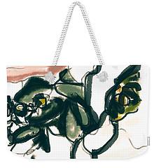 Color Study I Weekender Tote Bag