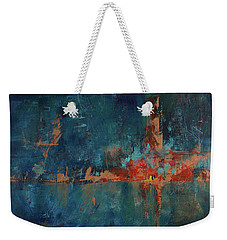 Color Theory Weekender Tote Bag