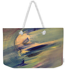 Color Washing Weekender Tote Bag