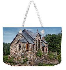 Colorado Chapel On The Rock Weekender Tote Bag