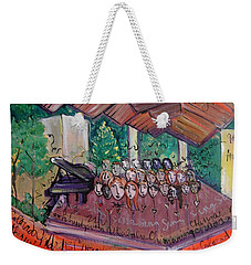 Colorado Childrens Chorale Weekender Tote Bag