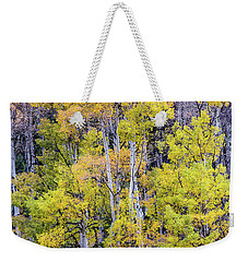 Colorado Color Weekender Tote Bag