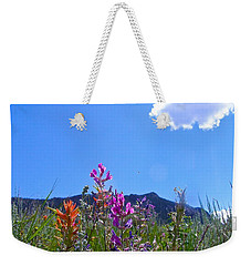 Colorado Colors Weekender Tote Bag