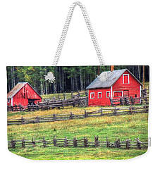 Colorado Countryside  Weekender Tote Bag