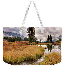 Colorado Fall Colors 3  Weekender Tote Bag
