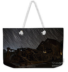 Colorado Gold Mine Weekender Tote Bag by Keith Kapple
