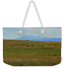 Colorado Grassland Weekender Tote Bag