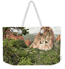 Colorado In Summer Weekender Tote Bag