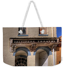 Belvidere Theatre Weekender Tote Bag