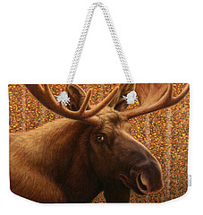 Colorado Moose Weekender Tote Bag