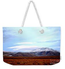 Colorado Mountain Vista Weekender Tote Bag