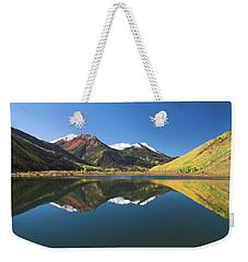 Colorado Reflections Weekender Tote Bag by Steve Stuller