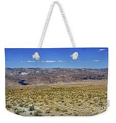 Colorado River In Arizona Weekender Tote Bag by RicardMN Photography