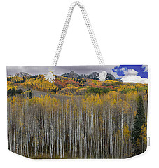 Colorado Splendor Weekender Tote Bag