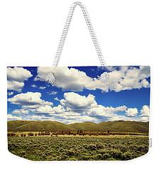 Colorado Vista Weekender Tote Bag by L O C
