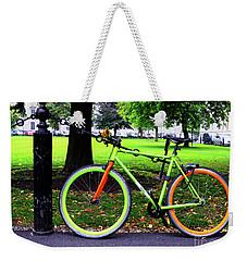 Colorcycle Weekender Tote Bag