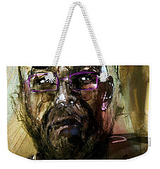 Colored Glasses Weekender Tote Bag by Jim Vance