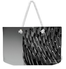 Colored Pencils - Black And White Weekender Tote Bag
