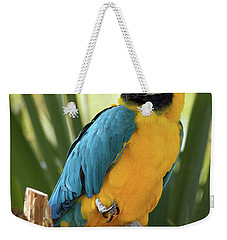 Colorful And Smart Weekender Tote Bag