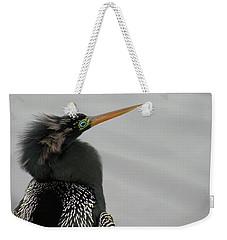 Colorful Anhinga Weekender Tote Bag