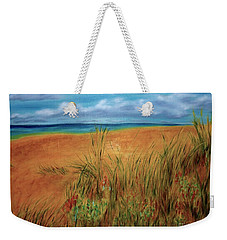 Colorful Beach Weekender Tote Bag