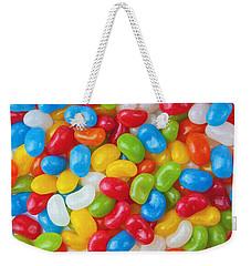 Colorful Candy Weekender Tote Bag