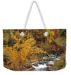 Colorful Canyon Weekender Tote Bag