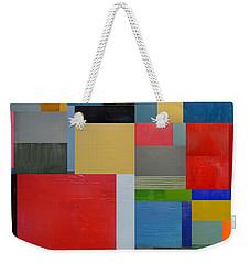Colorful Collage 4.0 Weekender Tote Bag