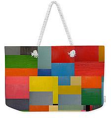 Colorful Collage 6.0 Weekender Tote Bag