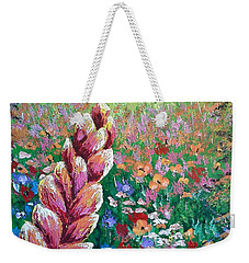 Colorful Day Weekender Tote Bag