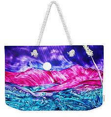 Colorful Desert Weekender Tote Bag