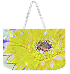 Colorful Gerbera Weekender Tote Bag