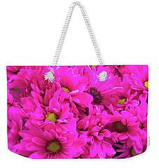 Colorful Mornings Weekender Tote Bag