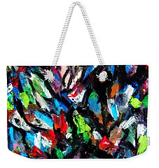 Colorful Of Life Weekender Tote Bag