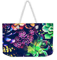 Colorful Plants  Weekender Tote Bag