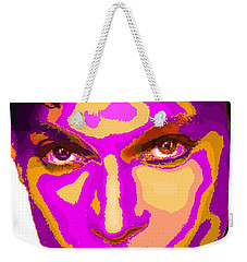 Colorful Prince - Purple Weekender Tote Bag