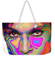 Colorful Prince Weekender Tote Bag