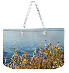 Colorful Reeds Weekender Tote Bag