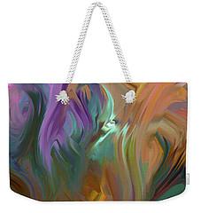 Colorful Shapes Weekender Tote Bag