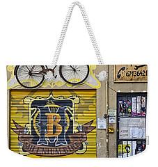 Colorful Signage In Palma Majorca Spain Weekender Tote Bag