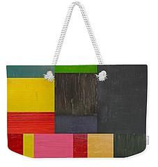 Colorful Skinny Collage 1.0 Weekender Tote Bag