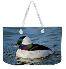 Colorful Waterfowl Weekender Tote Bag