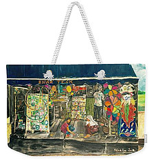 Coloring Holland V - Wall Two Weekender Tote Bag