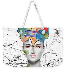 Colorist Weekender Tote Bag