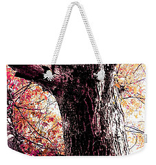 Colors And Texture  Weekender Tote Bag