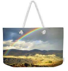 Colors In The Sky Weekender Tote Bag