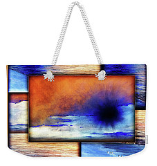 Colors Of Beach Weekender Tote Bag