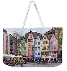Colors Of Germany Weekender Tote Bag