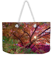 Colors Of Joy Weekender Tote Bag